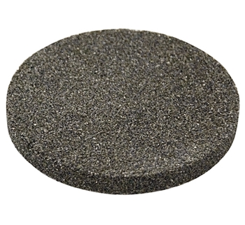 2.400in Diameter Porous Stone, 0.25in Thick