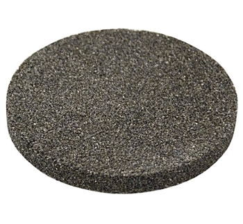 2.600in Diameter Porous Stone, 0.25in Thick