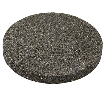 2.400in Diameter Porous Stone, 0.50in Thick