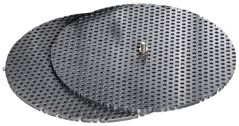 9in Perforated Plate