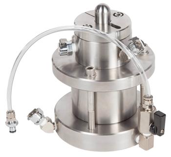 Back Pressure Consolidometer