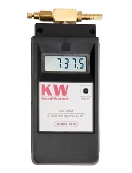 Digital Residual Pressure Manometer