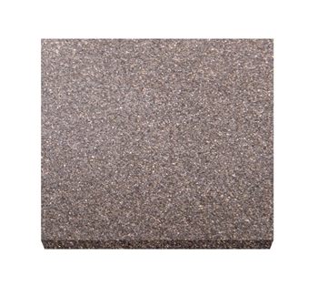 12 x 12in Porous Stone, 0.5in thick